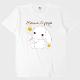 【オンライン限定】ぽてうさろっぴーTシャツ(しろっぴー) 572537