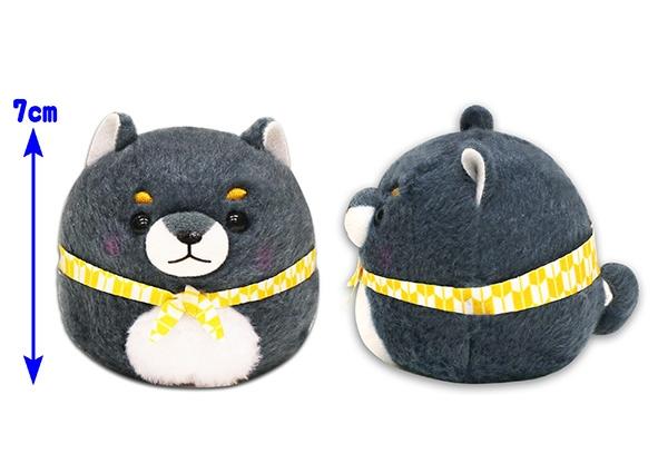 あみゅてだま 豆しば三兄弟4種セット /Amu Tedama MAMESHIBA SANKYOUDAI 4 types set:701982-3,702259-60