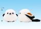 【11月中旬再入荷分】◆ふくふくシマエナガ シマちゃん/Fuku-fuku Shimaenaga Shima-chan ST:702399