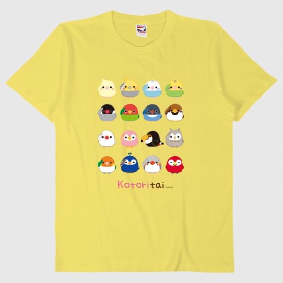【オンライン限定】ことり隊Tシャツ571053