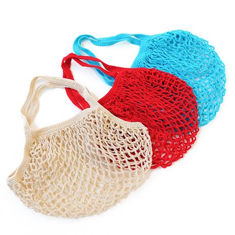 H310-115 手芸パック ピッコロでつくるネット編みのエコバッグ