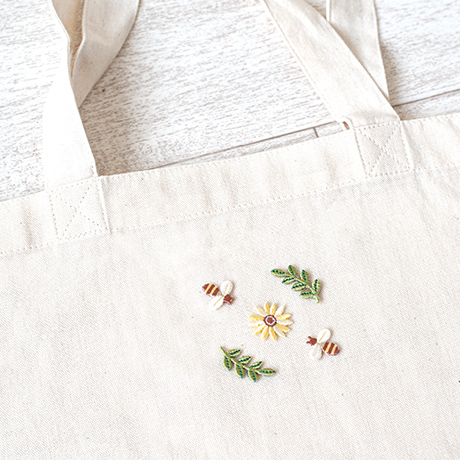 H459-087 ワッペン リトルガーデン Leaf