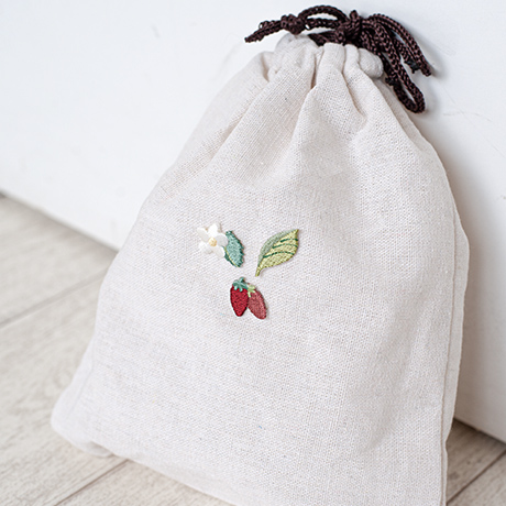 H459-090 ワッペン リトルガーデン Sprig