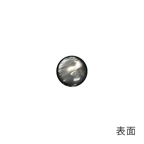 H310-504-18 パール黒(脚付き・18mm)