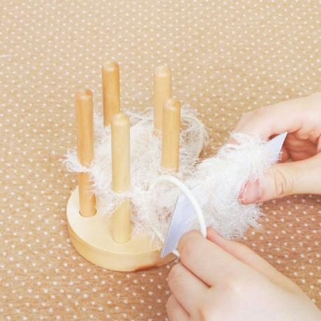 H205-591 くるるん編み器