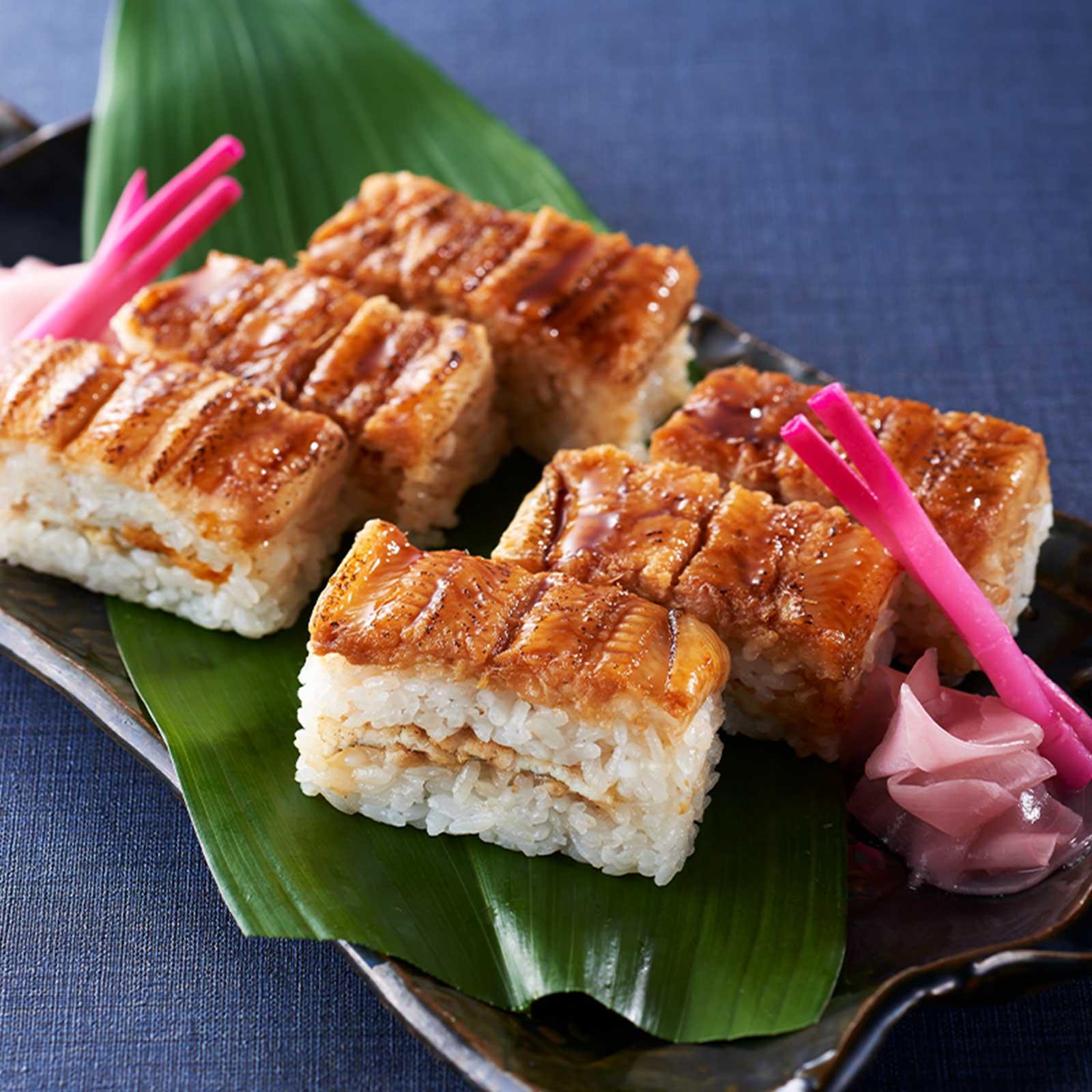 あなご寿司(2人前)
