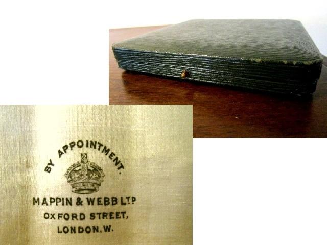 英国ビンテージ シルバーp コーヒー/ティースプーン コーヒー豆 EPNS イギリス雑貨カトラリーマッピン&ウエッブ 6本 元箱付