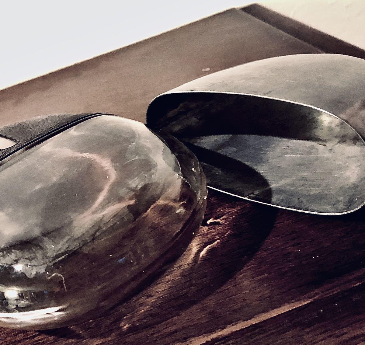 英国アンティーク スキットル ウイスキー ヒップフラスク ガラス&レザー シルバー 革製 オールドボトル 300ml 大型