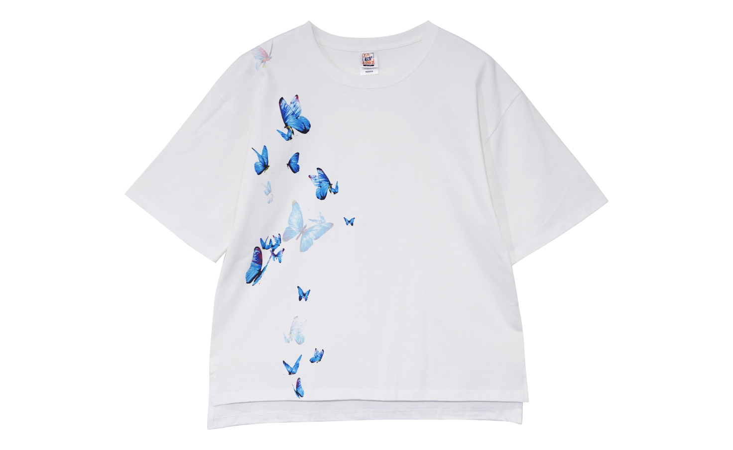 ビッグシルエットTシャツ_A