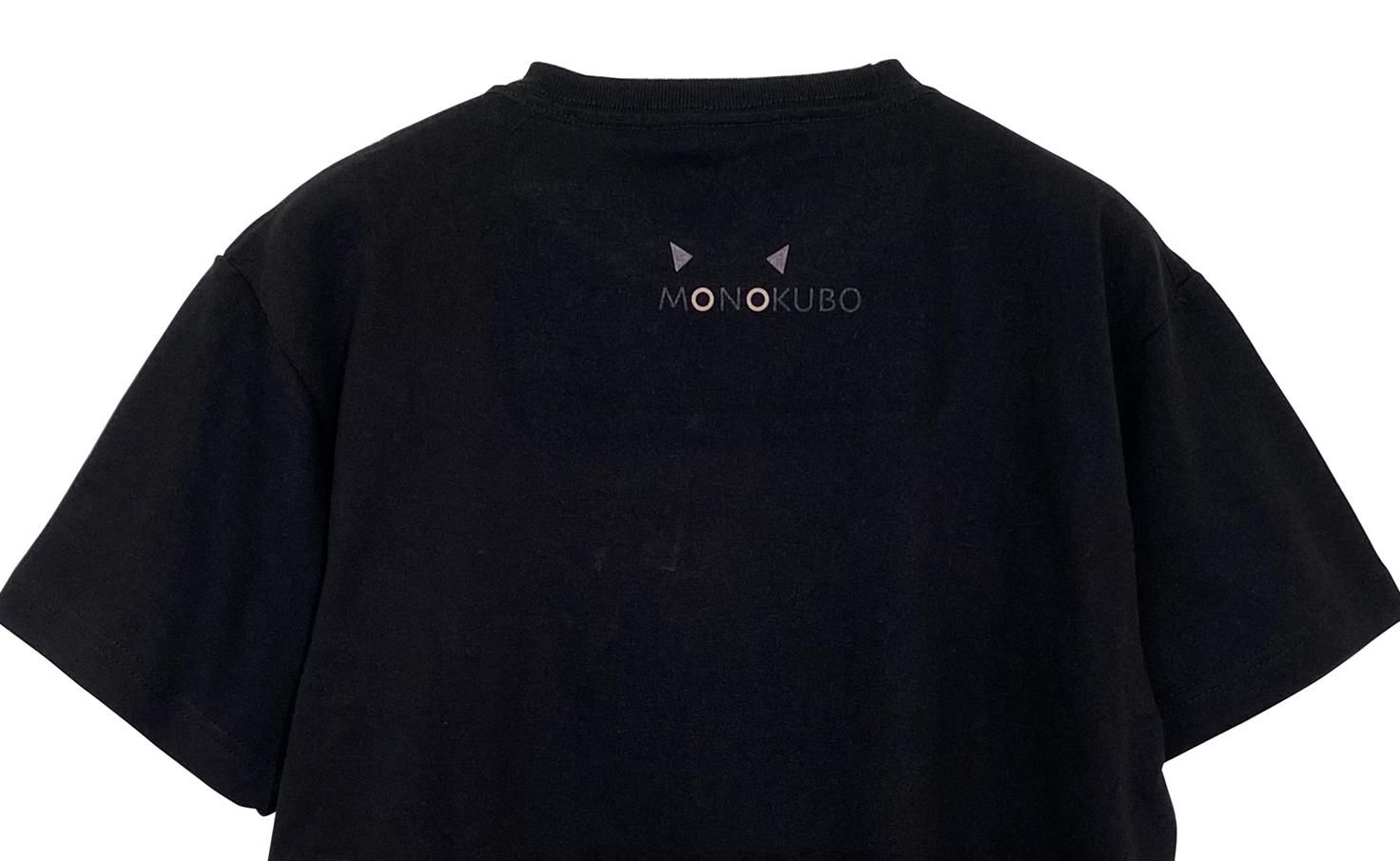 クロネコ Tシャツ (Black)