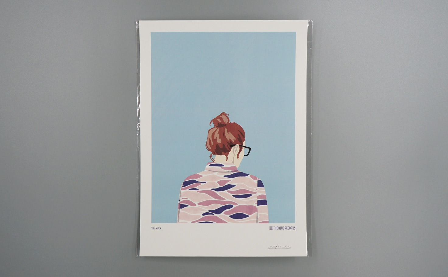 [A3 Poster] Tears