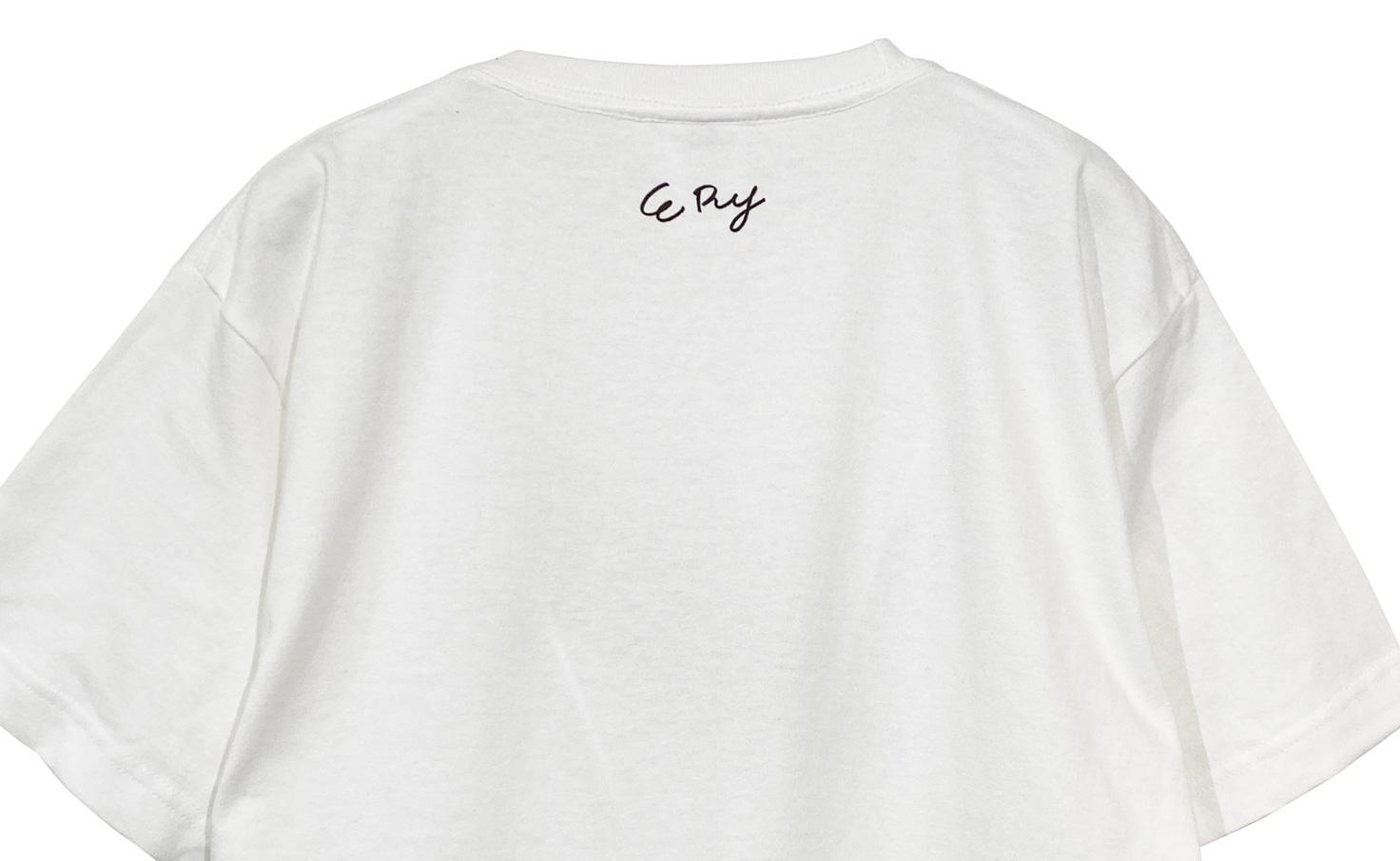 Tシャツ_OBAKE DOG