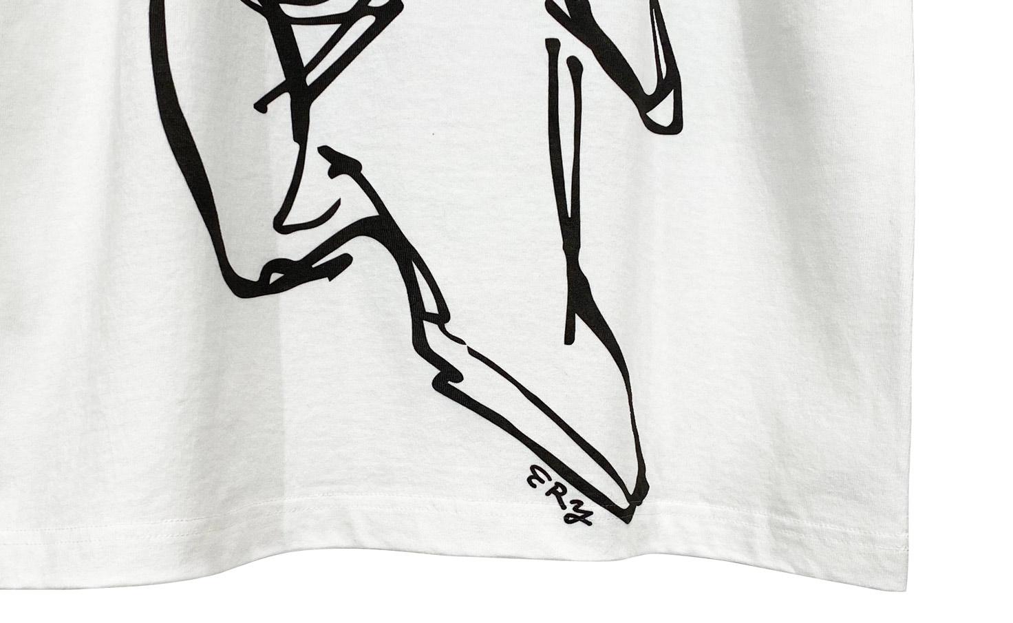 Tシャツ_うさキック