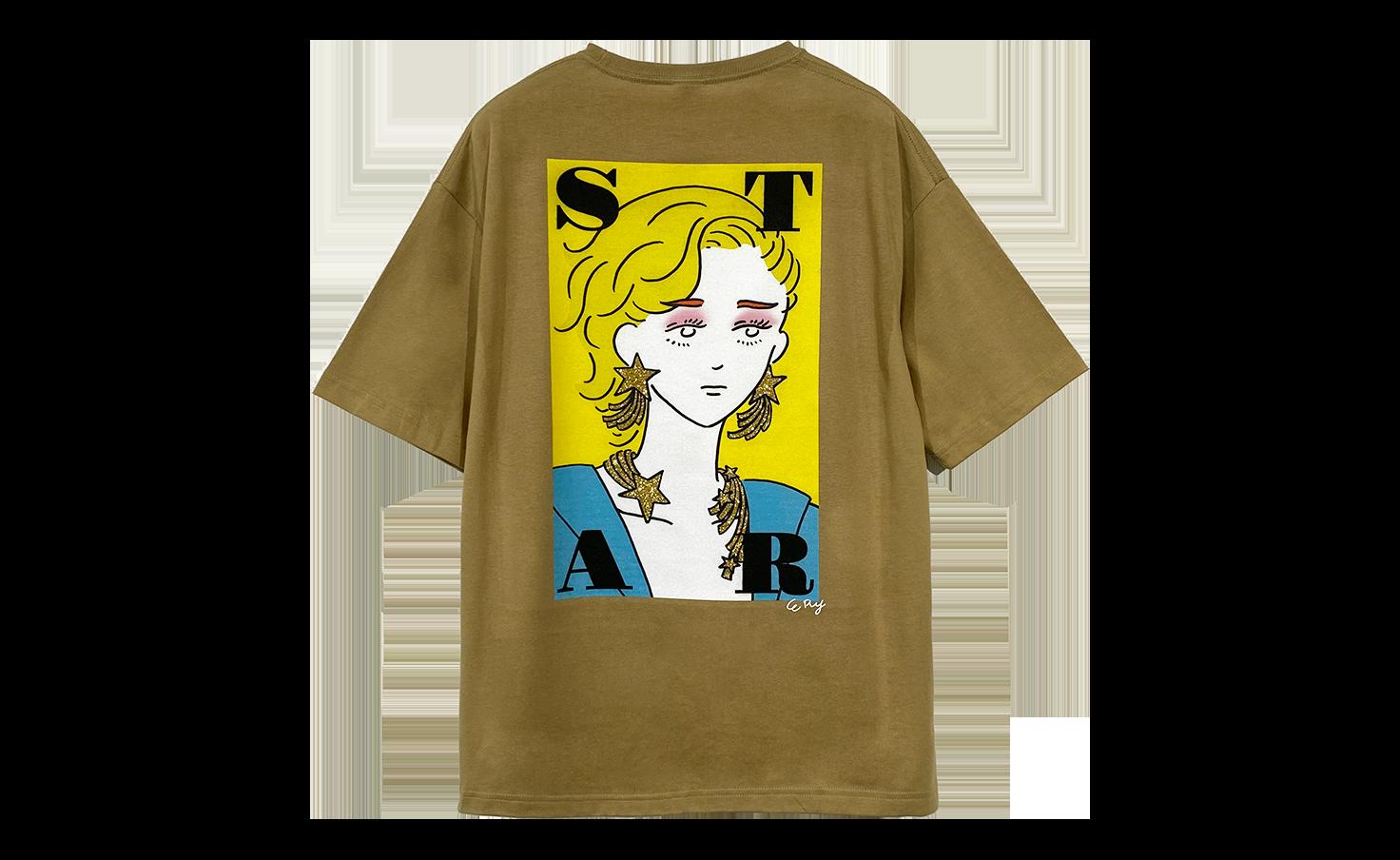 Tシャツ_ドリームガールズとスター