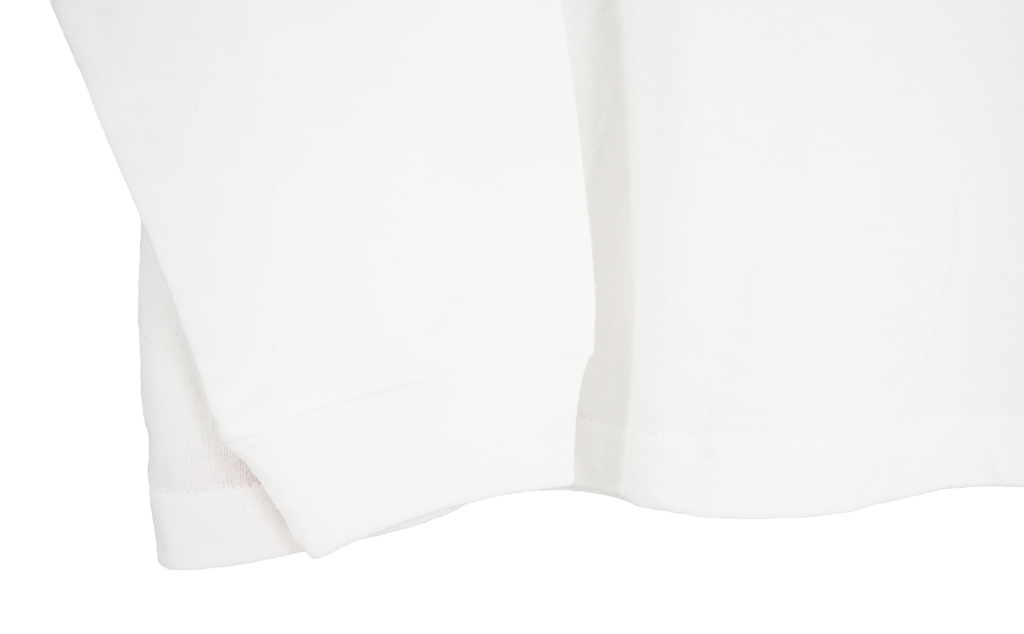 『s』 ロングスリーブTシャツ