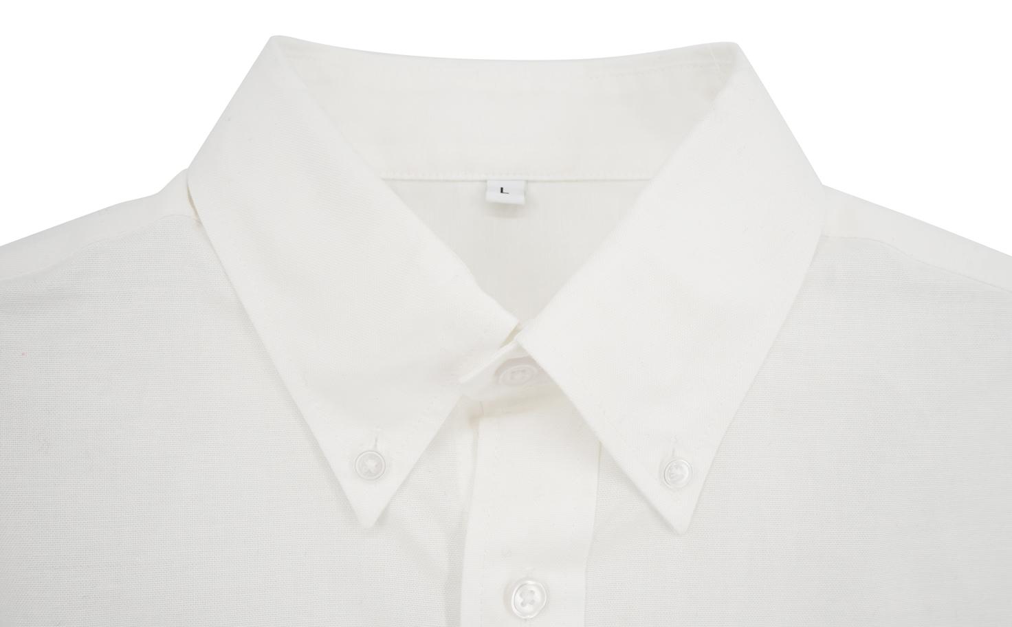 『始発駅』 ボタンダウンシャツ