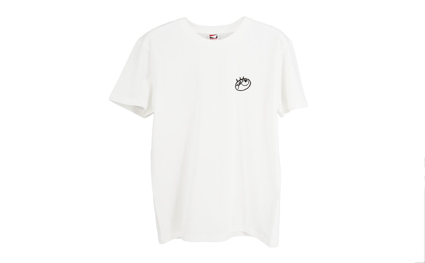 『多田野 九真』 Tシャツ(ホワイト)
