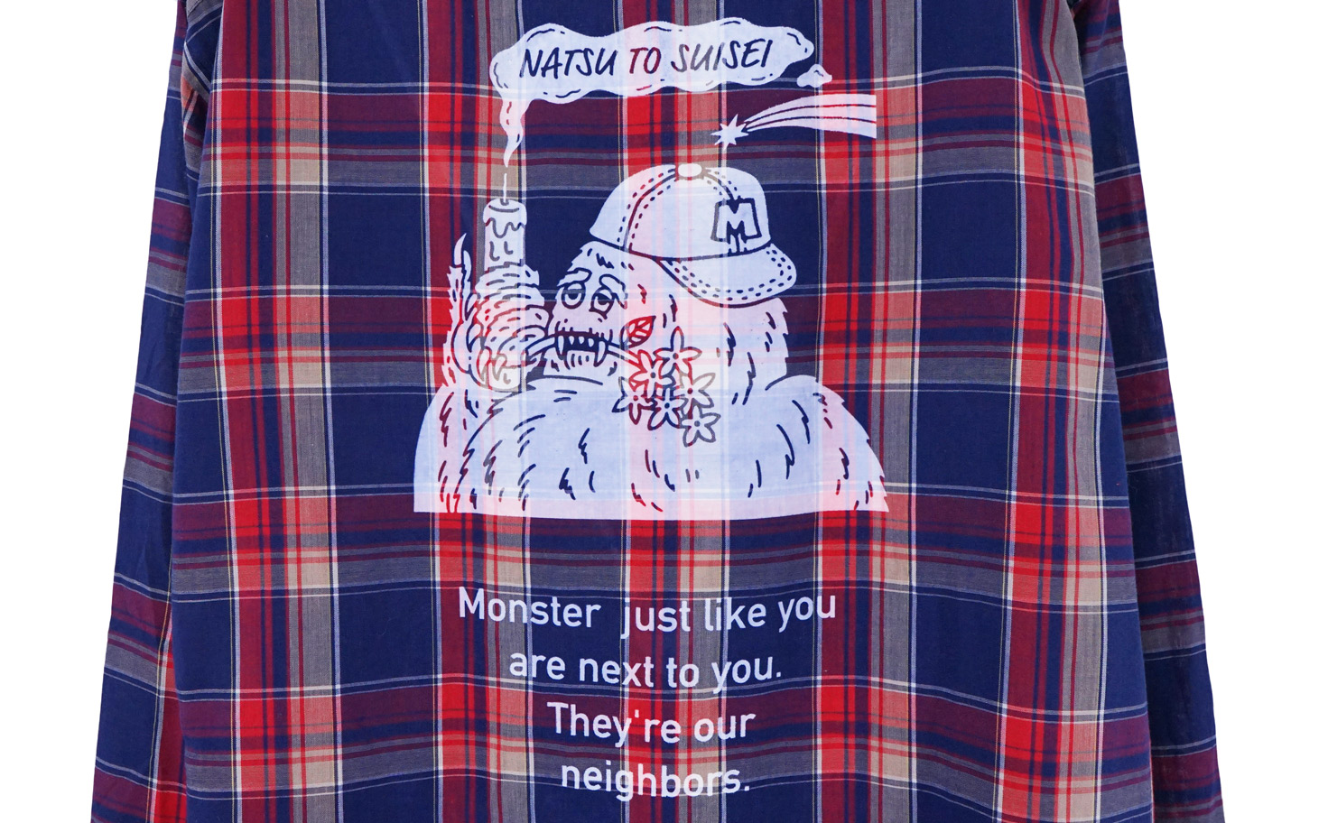 REmake for MONSTERS shirt 07