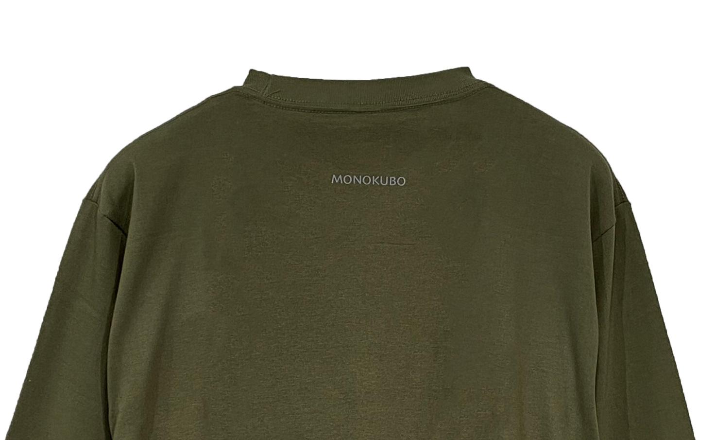 ロングスリーブ 遠吠え Tシャツ