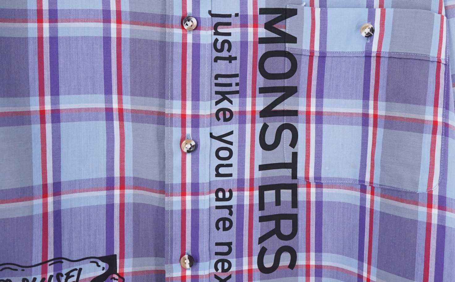 REmake for MONSTERS shirt 03