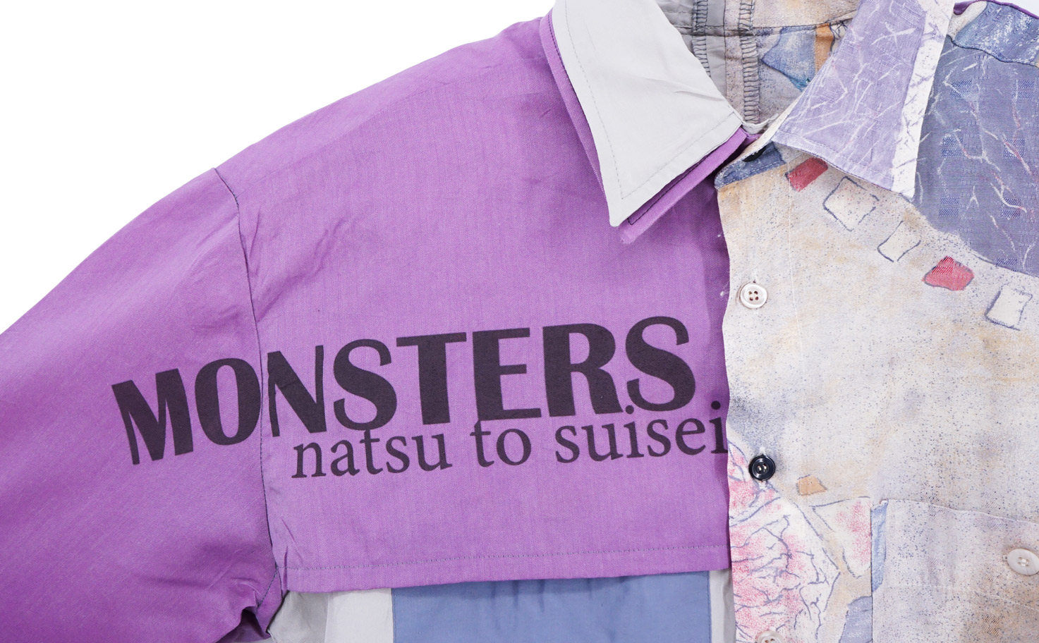 REmake for MONSTERS shirt 01