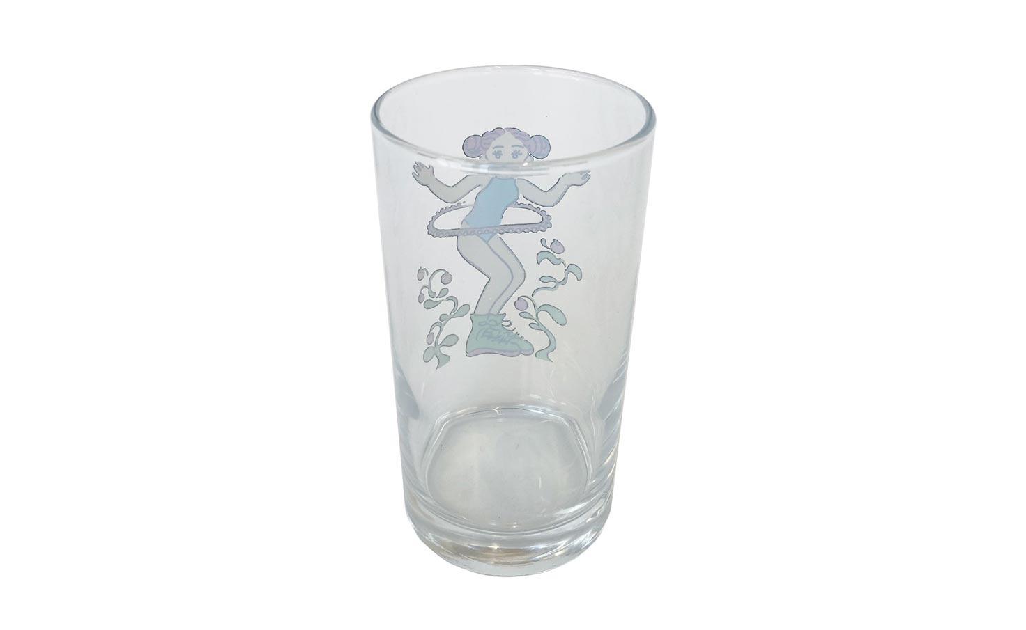 グラス_growingモモちゃん