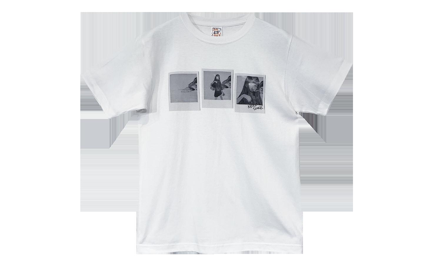 Tシャツ_THIN MOON_C