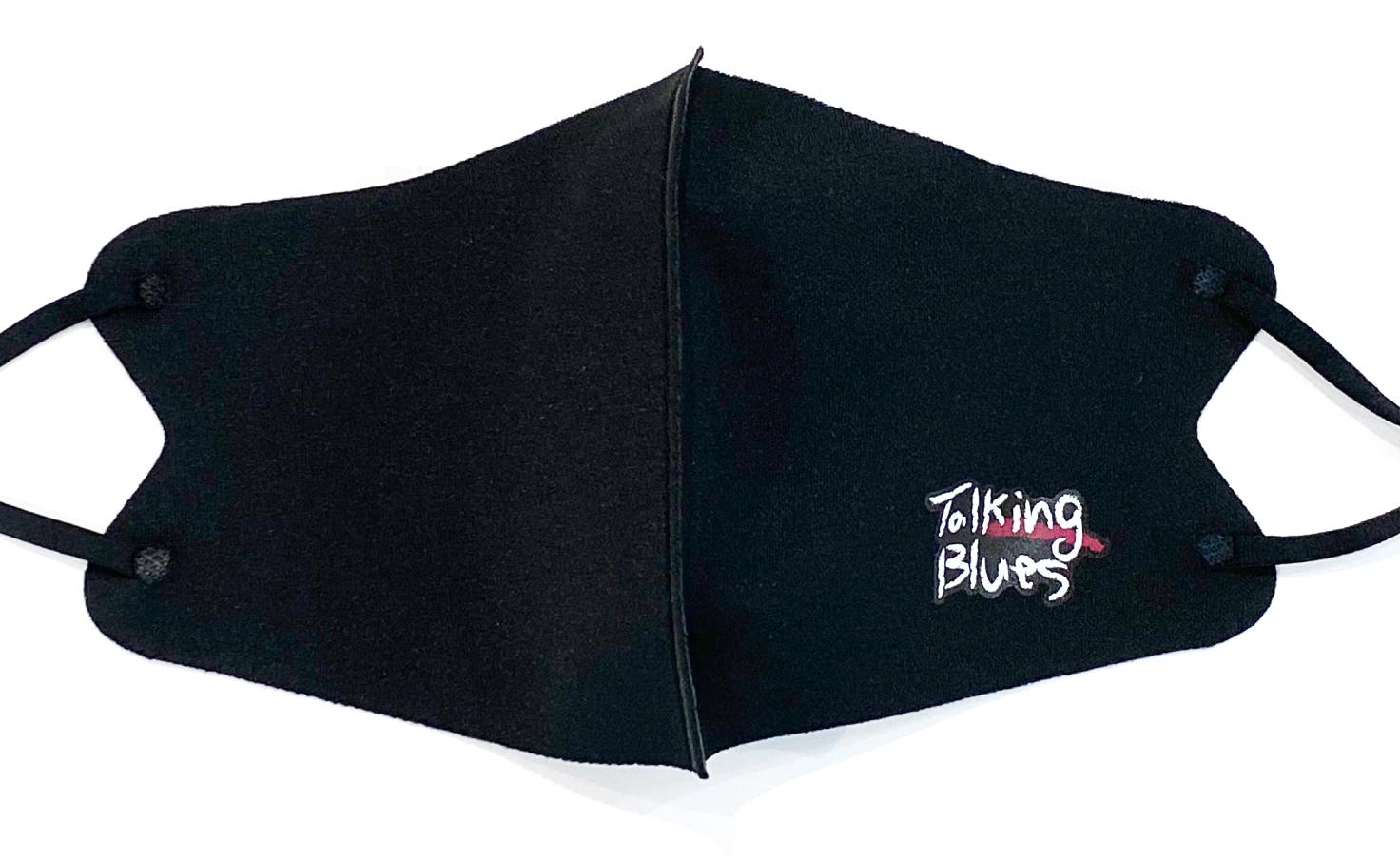 トーキングブルースツアー2021マスク(Black)