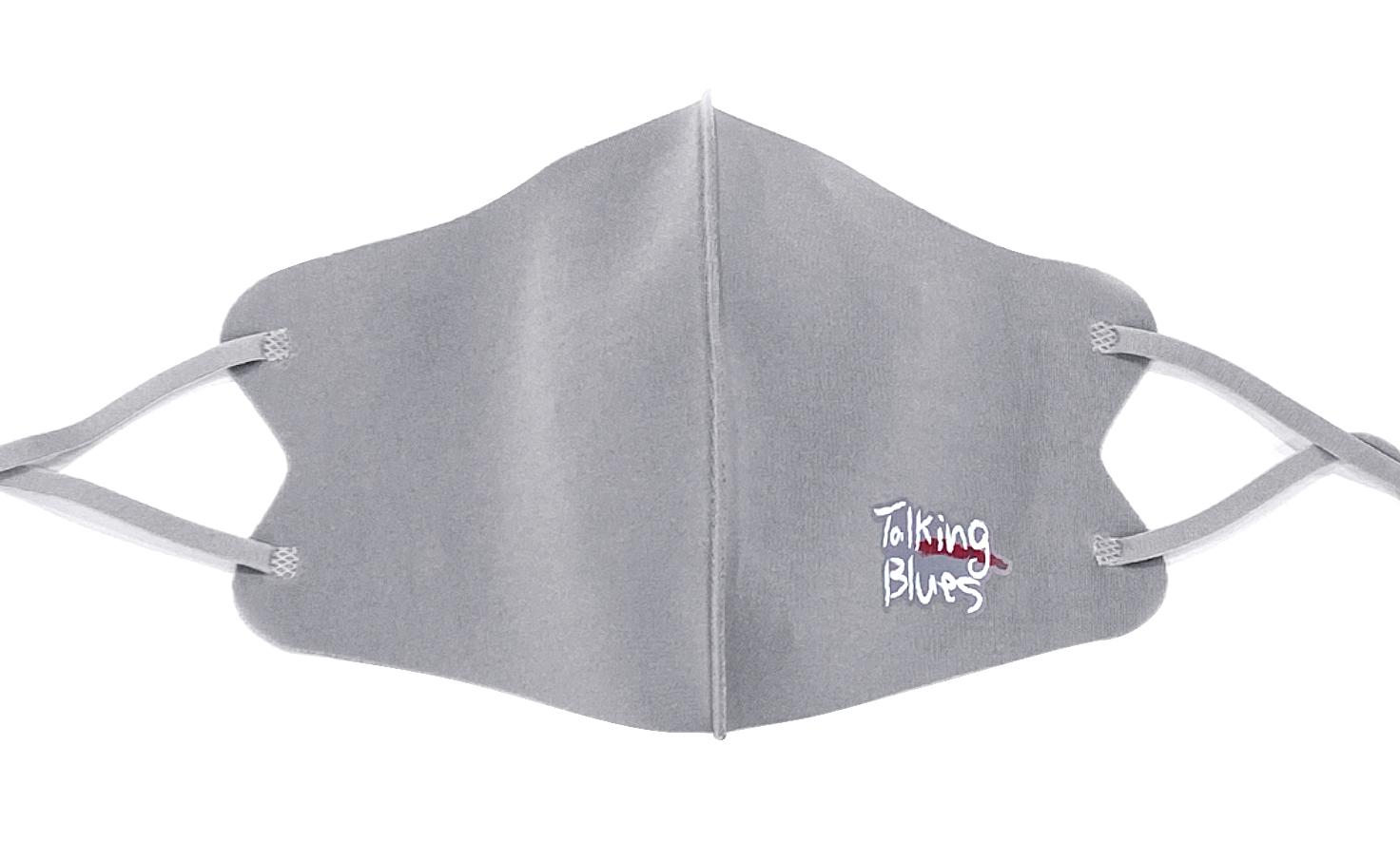 トーキングブルースツアー2021マスク(Gray)