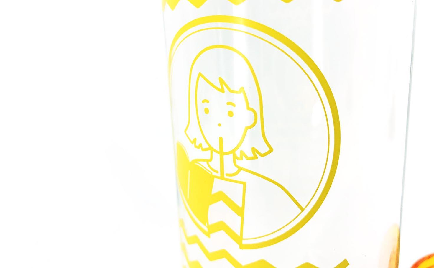 Girl(クリアボトル)