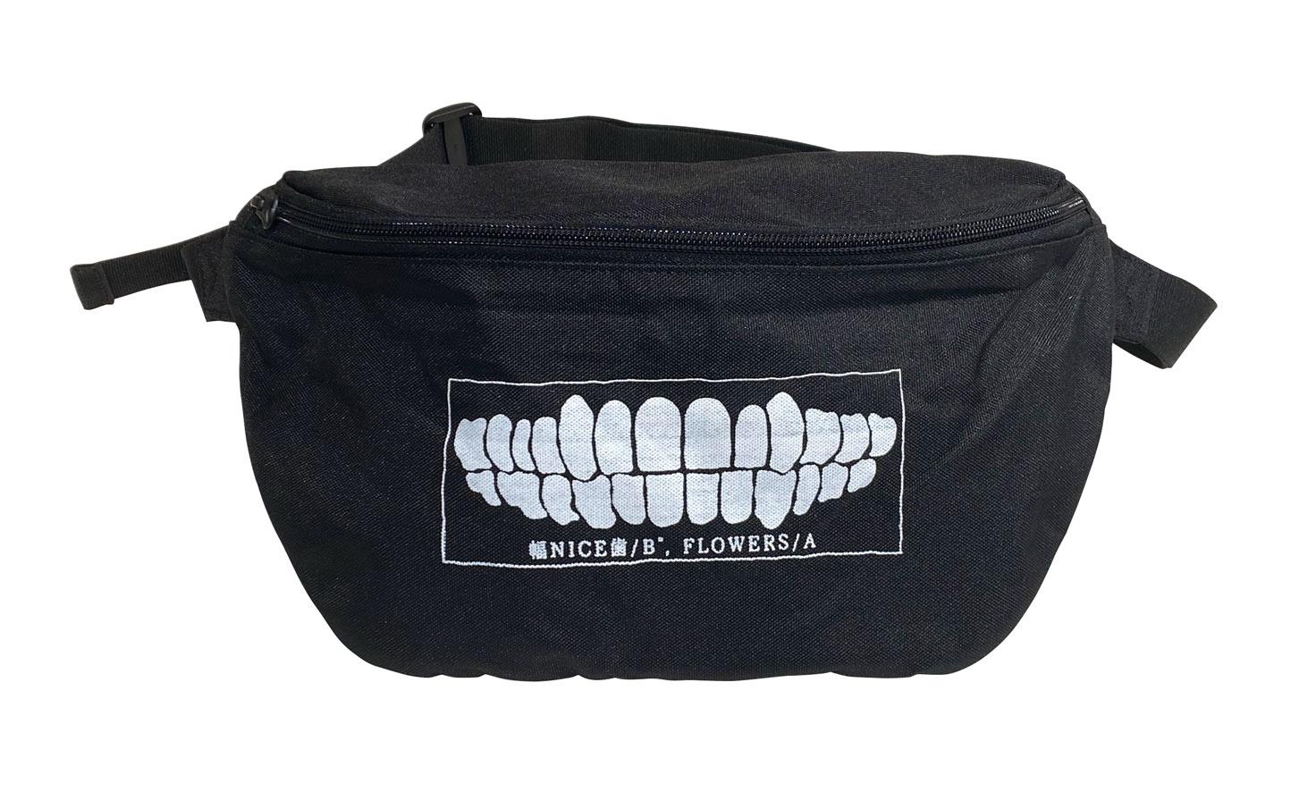 『幅NICE歯』ボディバッグ