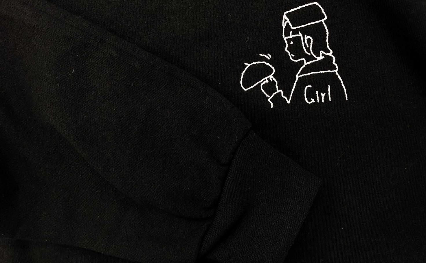 Girl(ブラック)