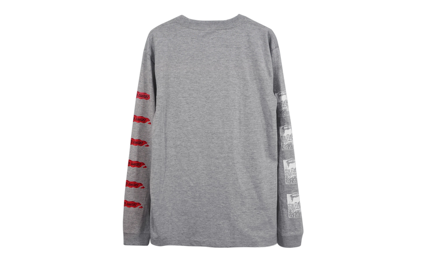 Long Sleeve Tee(Gray)
