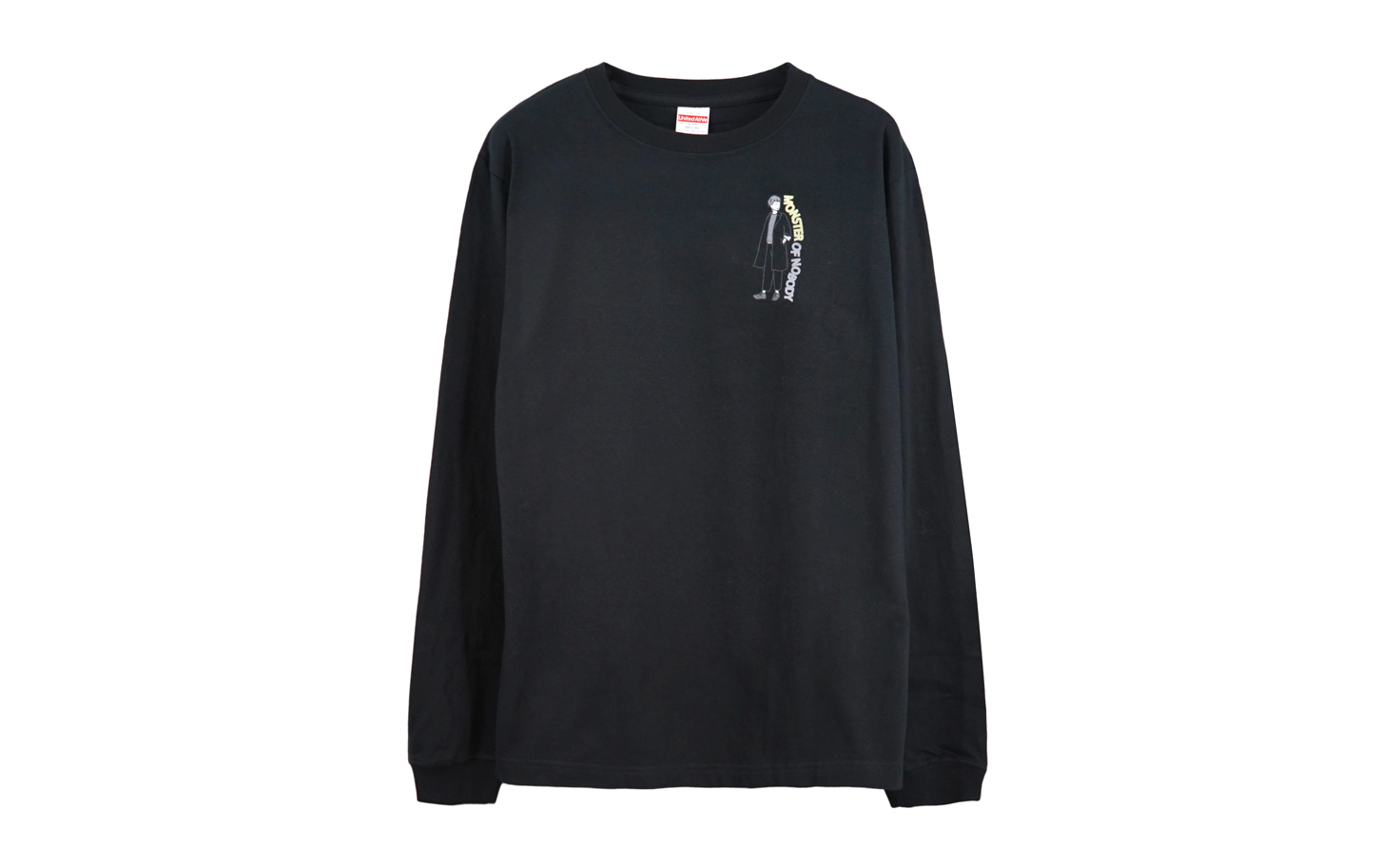 Long Sleeve Tee(Black)