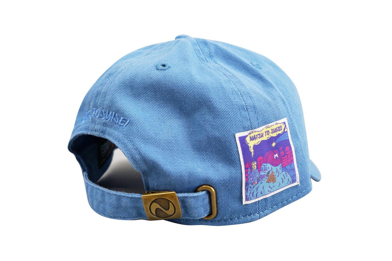 MONSTERS CAP(Denim)