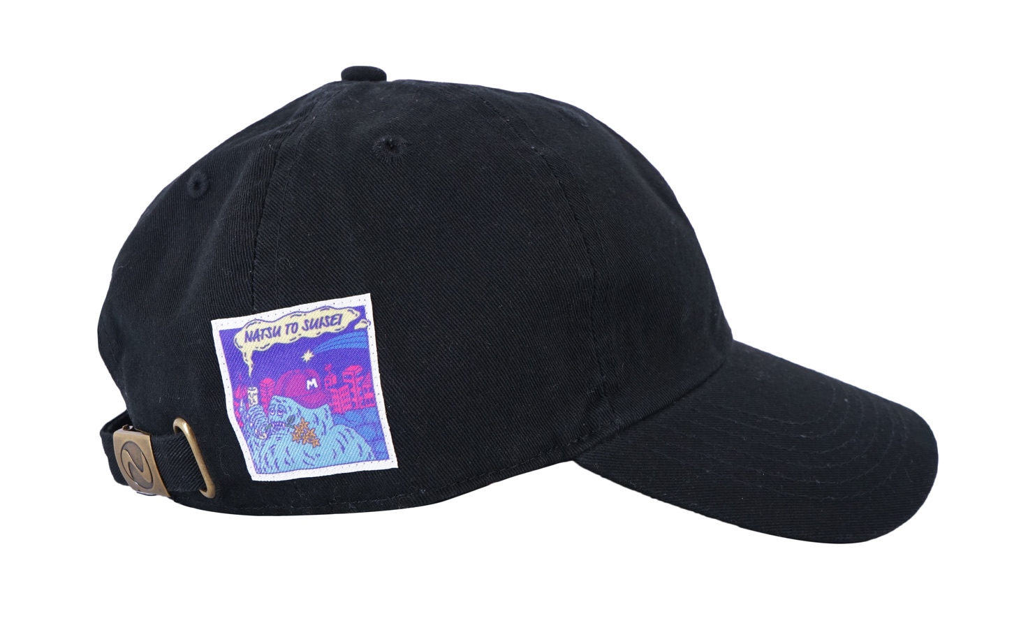 MONSTERS CAP(Black)