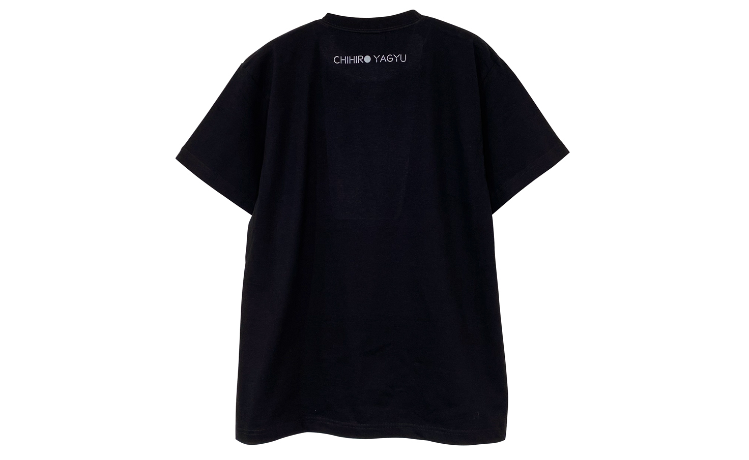 Tシャツ_smile dog_B(Black)