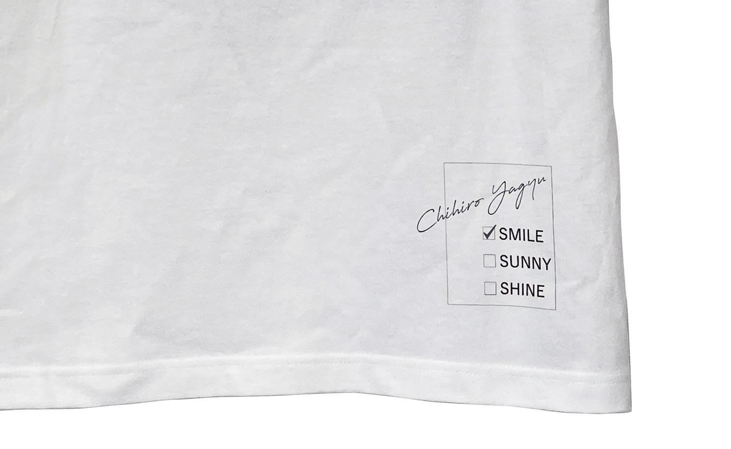 Tシャツ_smile dog_C