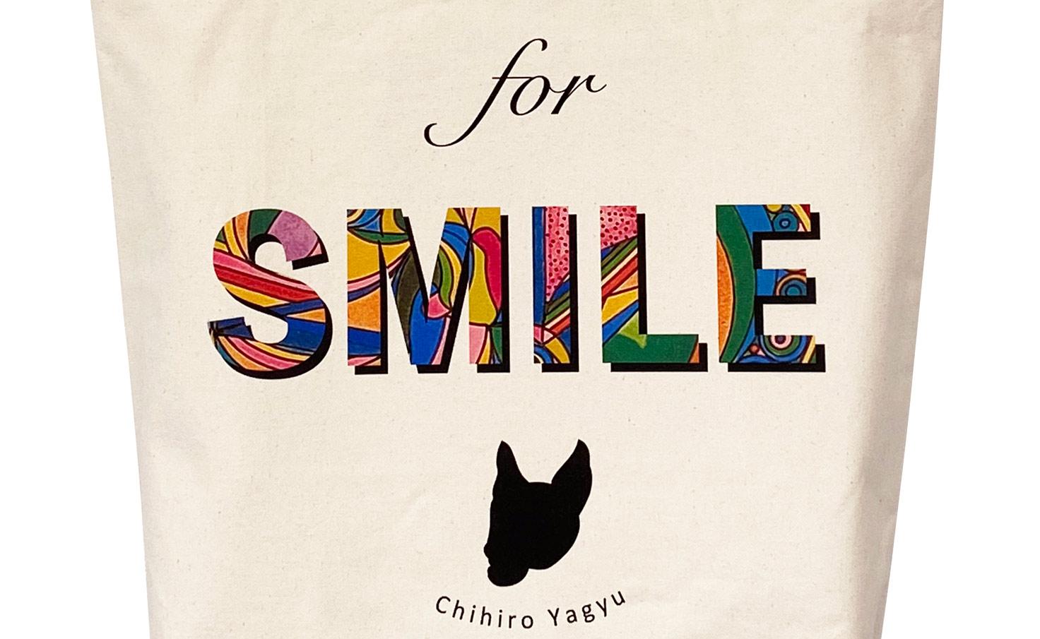 トートバッグB_smile dog