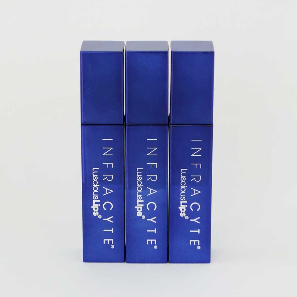 ラシャスリップス クリアカラー(No.322) 3本セット Luscious Lips
