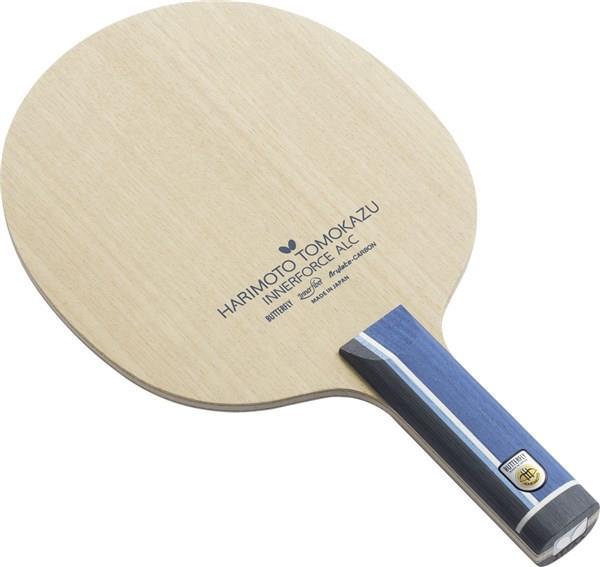 バタフライ(Butterfly) 36994 卓球 シェークラケット 張本智和 インナーフォース ALC ストレート 19SS