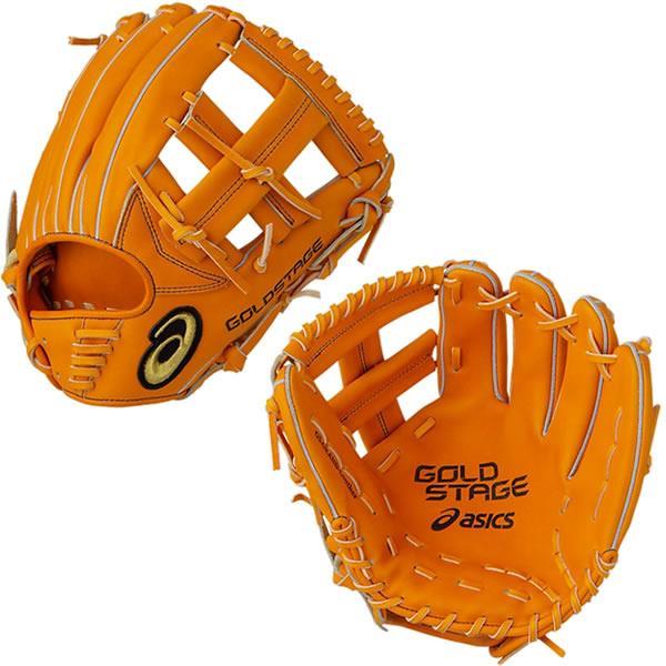 asics(アシックス) 3121A395 800 野球 グラブ 硬式用 GOLDSTAGE ゴールドステージ 内野手用 20SS