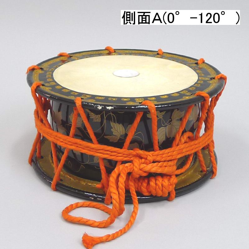 【中古品】能楽長唄民謡太鼓(上等品)