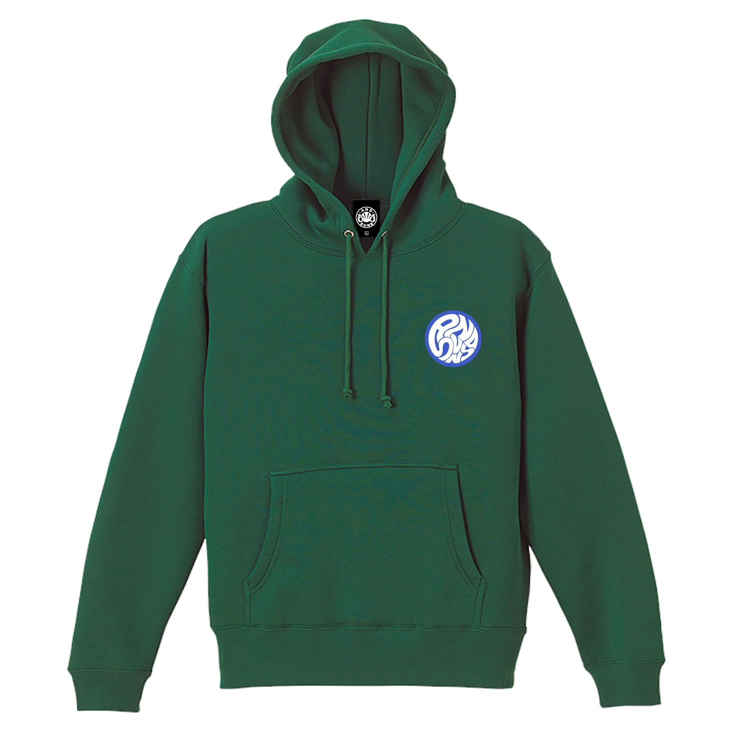 SWIRLING SUNS PULLOVER (GREEN)