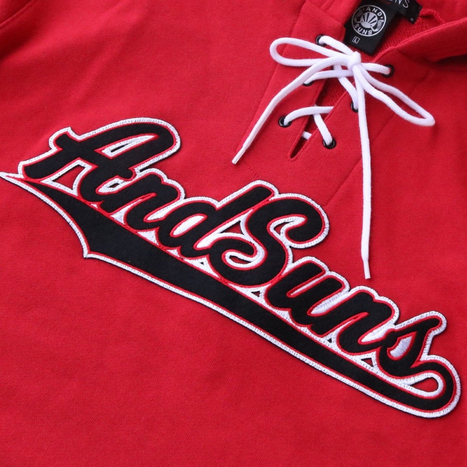 AS HOCKEY PULLOVER (RED)