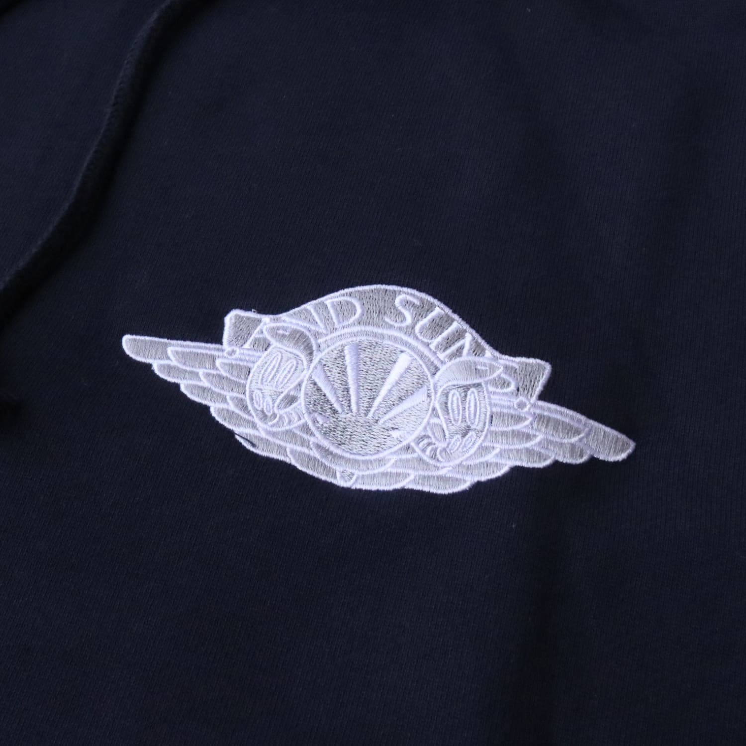 WING SUNS PULLOVER (NAVY)
