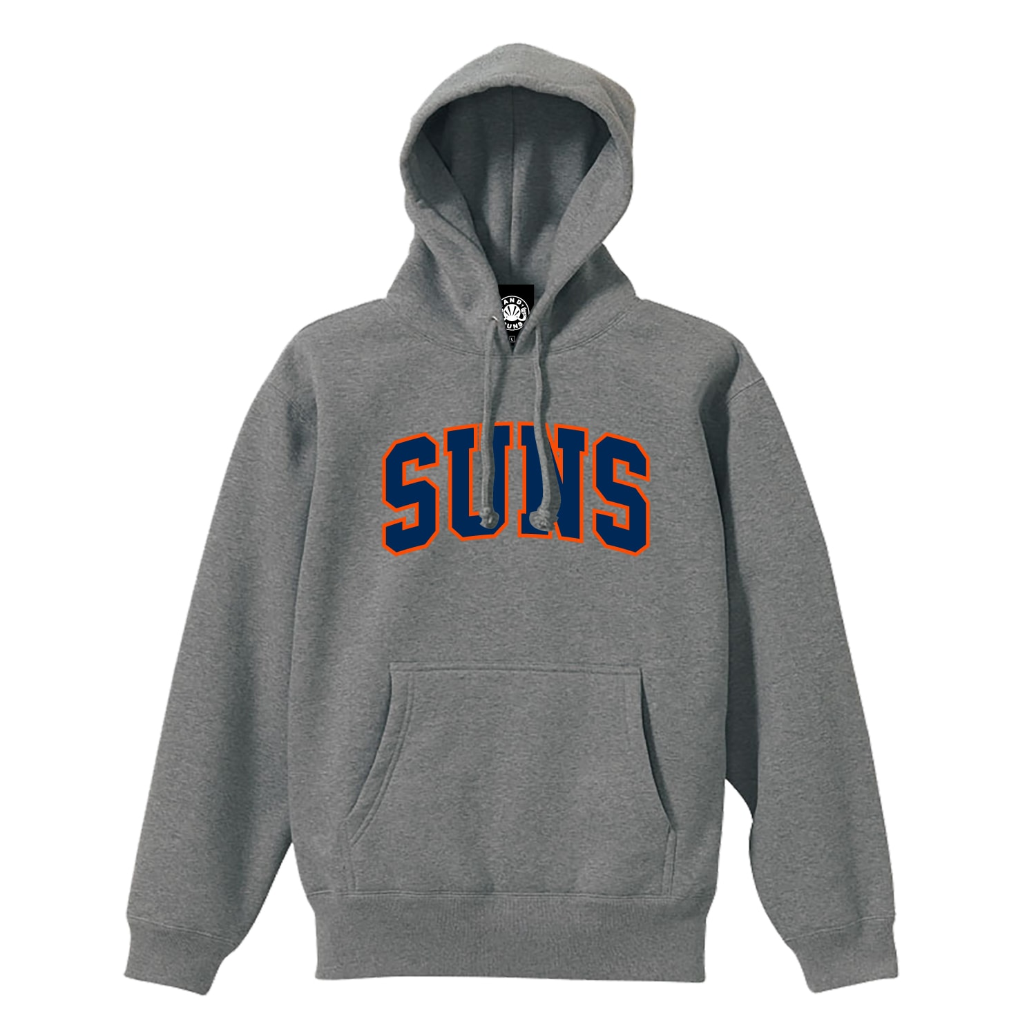 SUNS COLLEGE PULLOVER (NM GREY)