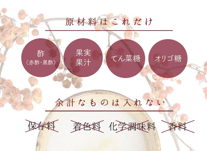 飲む、コ酢メ。ザクロ&ブルーベリー各1本づつセット