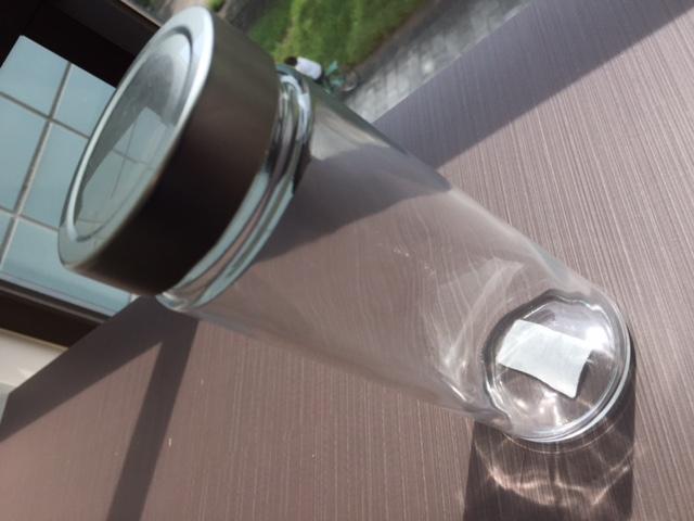 PO ハーバリウム・ガラスボトル ワイド500