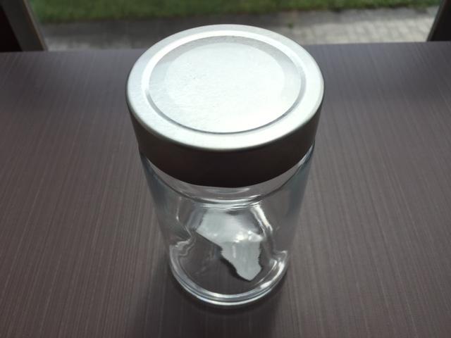 PO ハーバリウム・ガラスボトル ワイド300